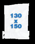 100 sacs Lisses 130 X 150 mm