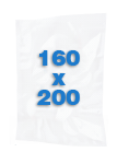 100 sacs Lisses 150 X 200 mm