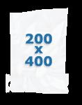 100 sacs gaufrés 200 X 400 mm