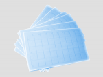 10 Feuilles glu 650 x 370 mm